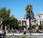 AREQUIPA, The White City and the Misty Majestic