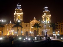 Lima, virreynal city, gastronomic and seat congress