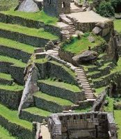 Machu Picchu, the lost city of the Incas
