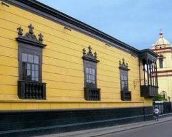 Casa del Mariscal de Orbegoso (Marshall of Orbegoso House)