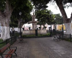 Plazuela El Recreo (El Recreo Square)